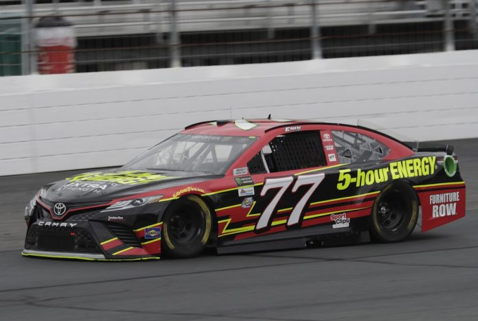 Furniture Row Racing To Shelve No 77 Speed Sport