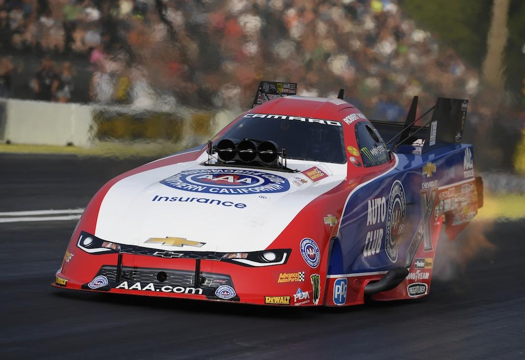 Robert Hight Powers To No 1 In Seattle Speed Sport