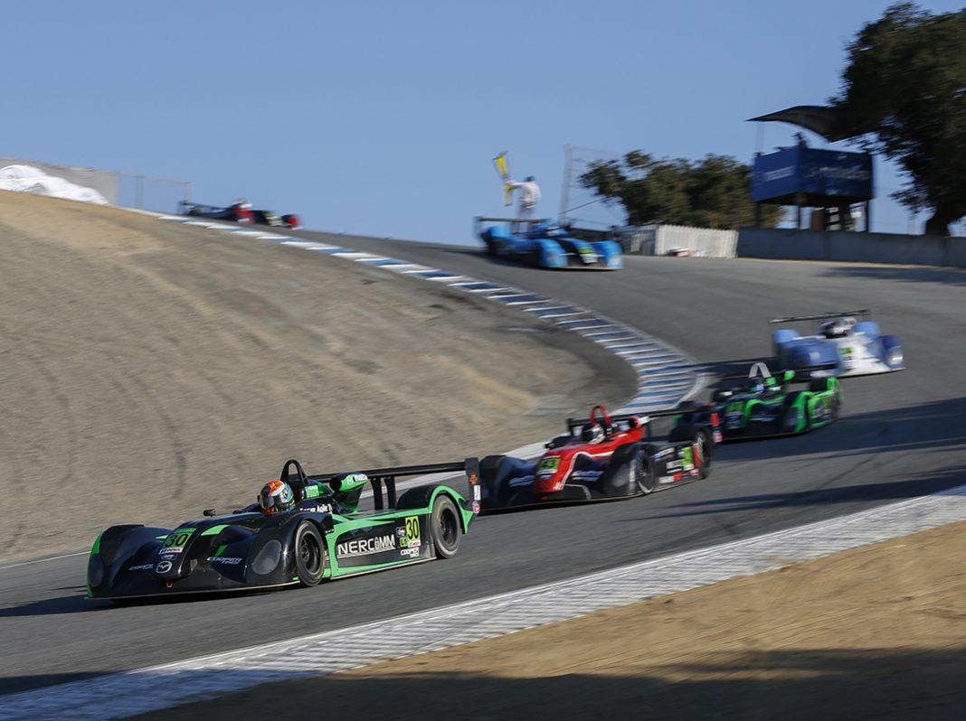 60 Years Of Mazda Raceway Laguna Seca | SPEED SPORT