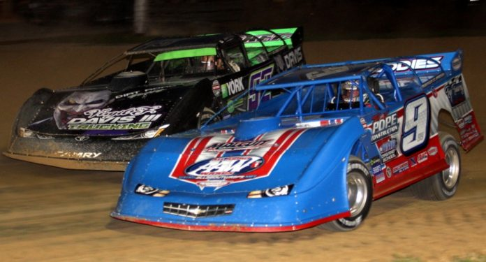 It S All Devin Moran On Georgetown Dirt Speed Sport