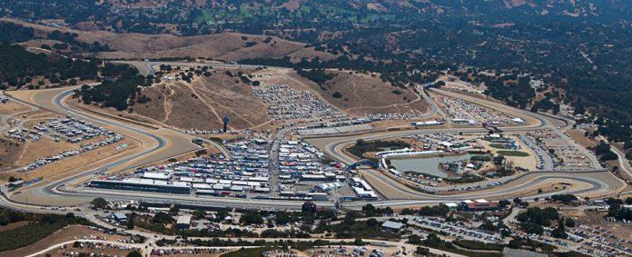 Laguna Seca Raceway >> Mazda Raceway Laguna Seca Unveils 2018 Schedule Speed Sport