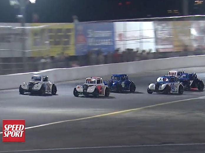 VIDEO: Raw Legends Car Racing From Riverhead | SPEED SPORT