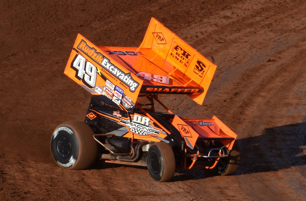 tim shaffer flags ransomville woo field