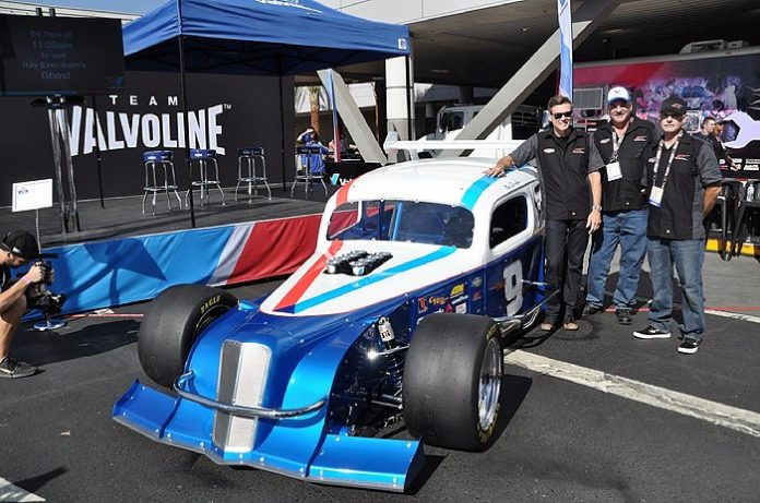 Ray Evernham Debuts The Ghost At SEMA Show | SPEED SPORT