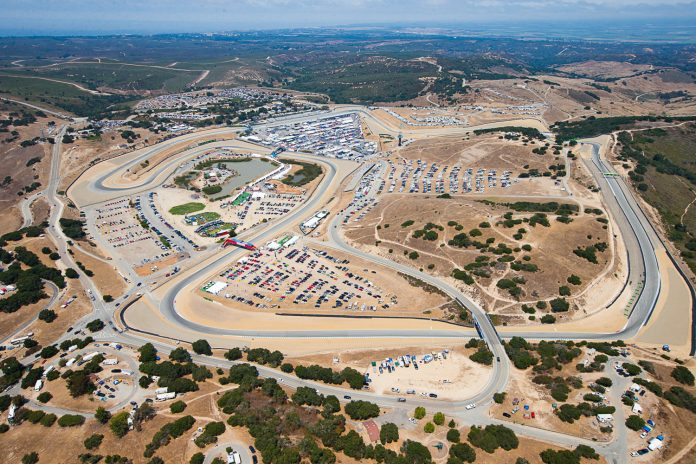 Mazda Raceway Laguna Seca >> Mazda Raceway Laguna Seca Turns 60 Speed Sport
