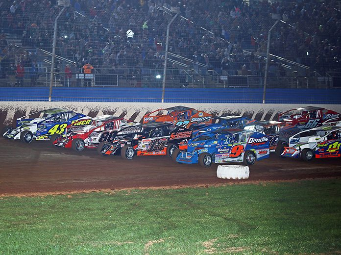 super dirtcar series schedule revealed speed sport. Black Bedroom Furniture Sets. Home Design Ideas