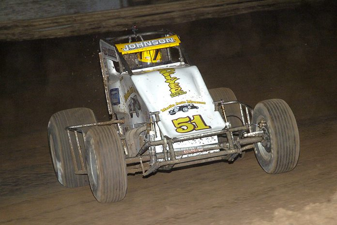 25 Races For USAC Southwest Sprint Cars | SPEED SPORT