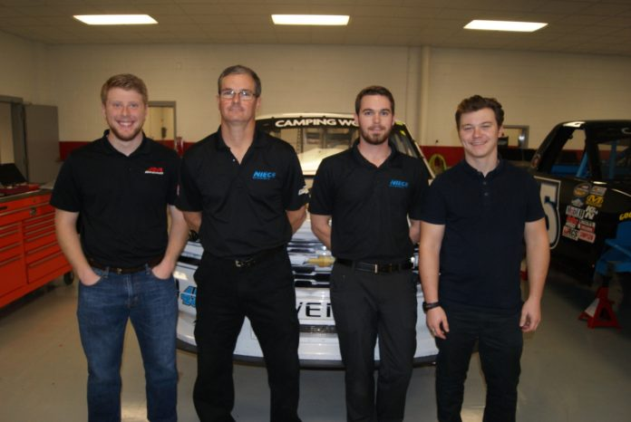 2018 nascar drivers and crew chiefs
