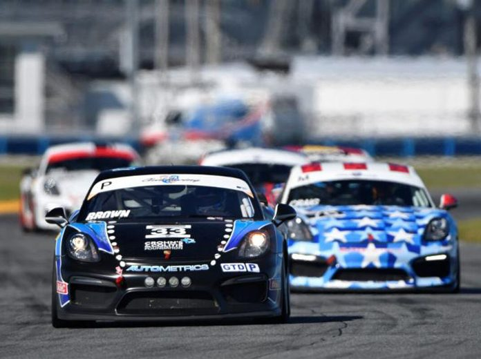 Noël Brown Finds Peace Passion In PCA Club Racing SPEED SPORT - Porsche club racing