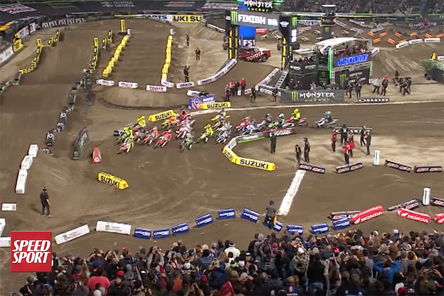 Video Supercross Amp More In The Speed Sport News Center