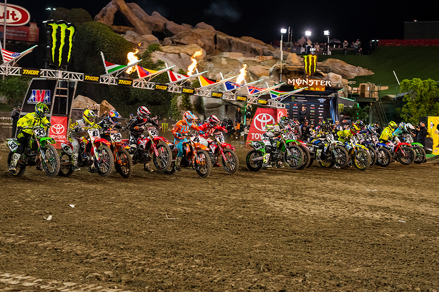 2019 Supercross Schedule Released Speed Sport
