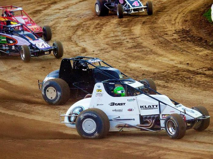 Bob Brady Honda >> Bacon & Hamilton To Share Klatt No. 6 In Silver Crown | SPEED SPORT