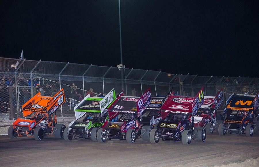 Bubba Raceway Park >> Photos All Star Sprints At Bubba Raceway Park Night Two