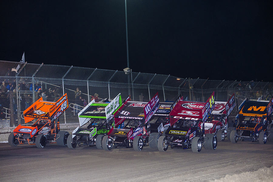 Bubba Raceway Park >> Photos All Star Sprints At Bubba Raceway Park Night Two