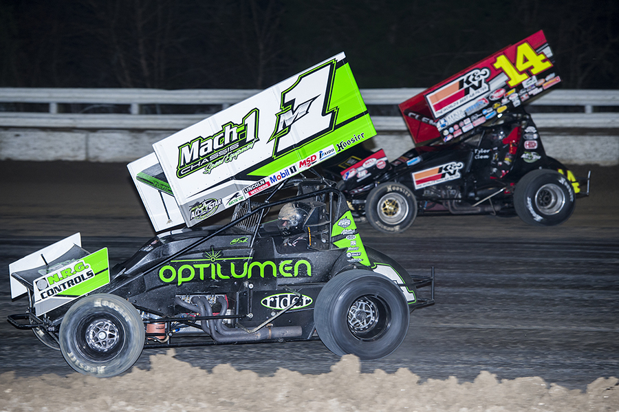 Bubba Raceway Park >> Photos All Star Sprints At Bubba Raceway Park Night Two Speed Sport