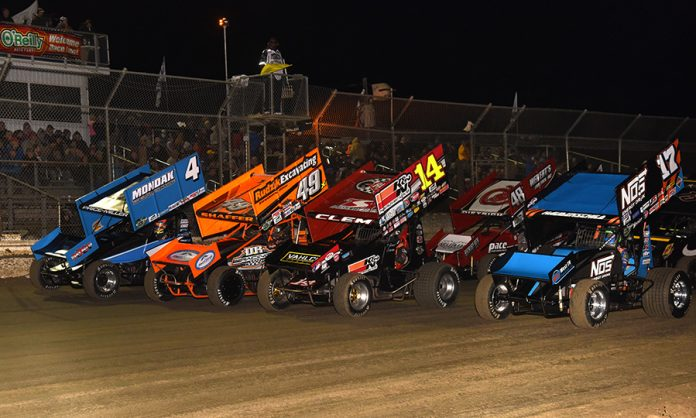 All Star Sprints >> 20 Full Time Drivers For All Star Circuit Of Champions