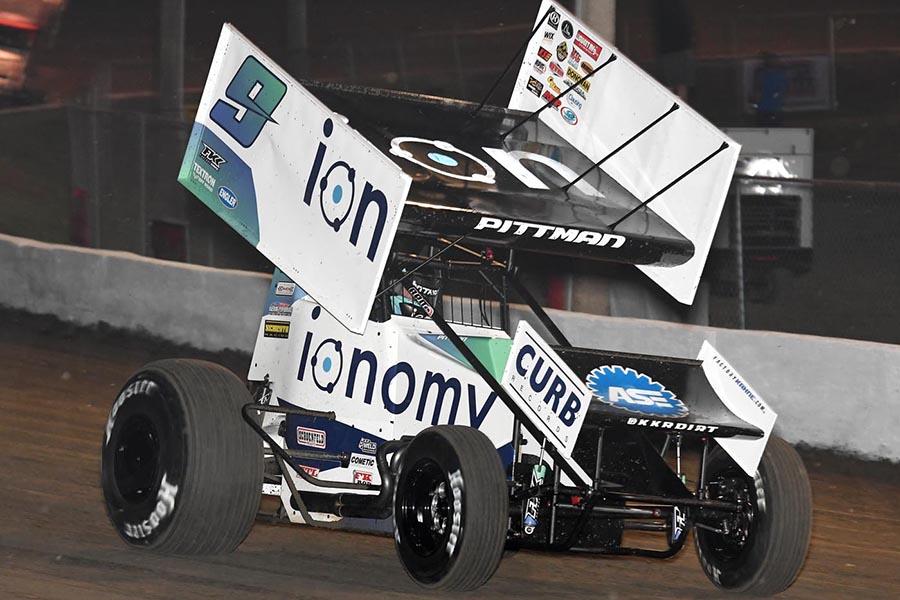 Daryn Pittman Speed Sport