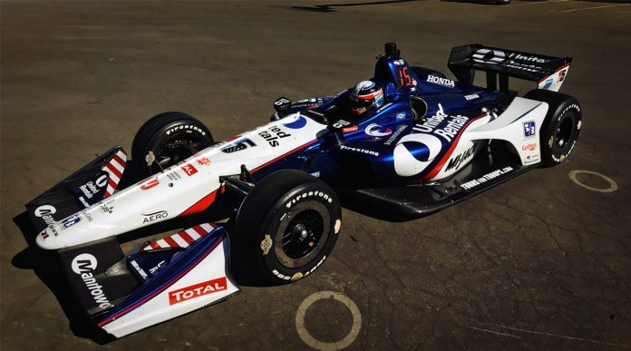 United Rentals Extends Agreement With Rll Racing Speed Sport