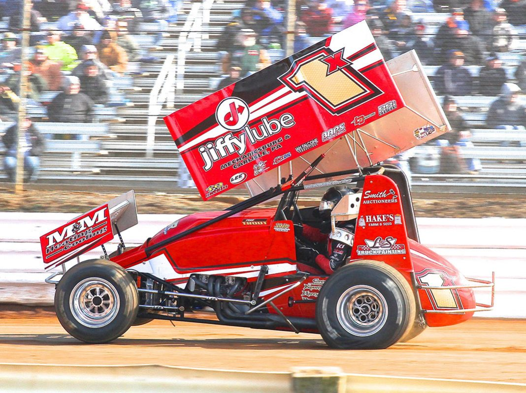 Chad Trout Breaks Through In Lincoln Icebreaker Speed Sport