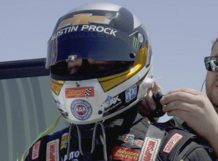 Austin Prock Pursues Funny Car License Speed Sport