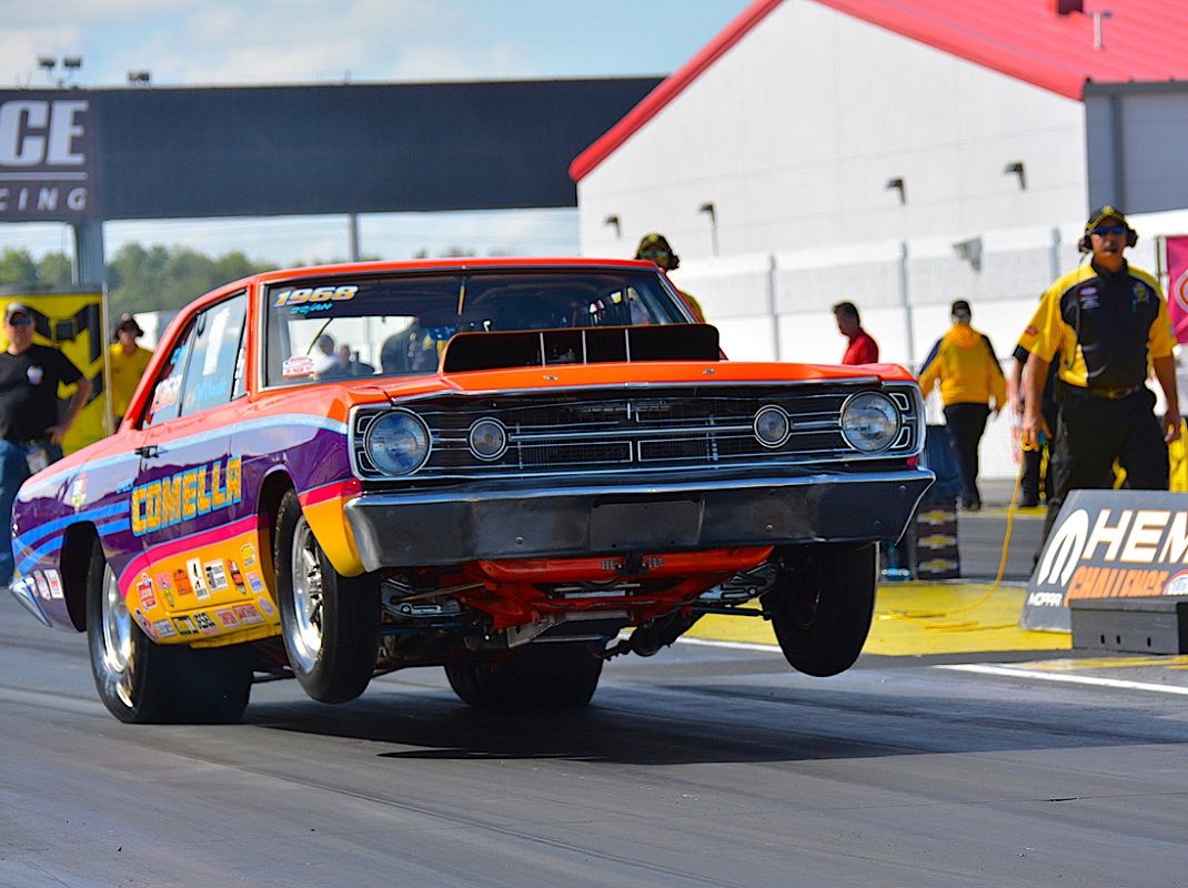 Dodge Continues Backing NHRA HEMI Challenge | SPEED SPORT