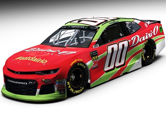Dairi o backing cassill starcom at charlotte speed sport for Cassill motors used cars