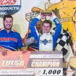 Jason McDougal Celebration