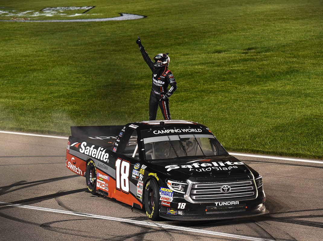 From Heartbreak To Victory Lane For Noah Gragson | Page 2 of