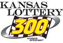 Kansas Lottery 300 Xfinity Race Logo