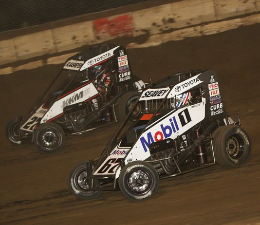 POWRi is set for a busy five-race stretch during Illinois Speedweek. (Brendon Bauman Photo)