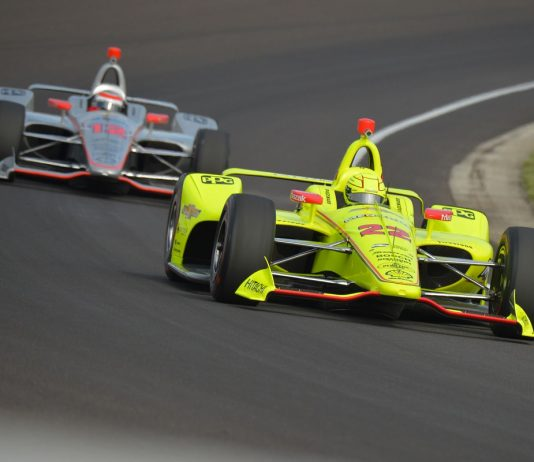 Pagenaud Power Action