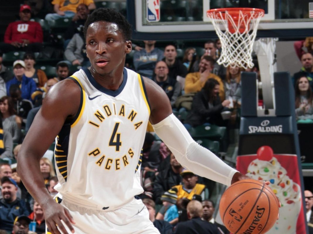 be4af1a5d45 Indiana Hero Victor Oladipo Set To Pace Indy 500 | SPEED SPORT