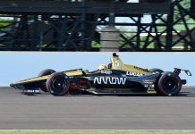 Hinchcliffe Action Bump Day