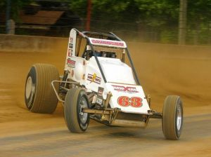 Swanson Indy Mile Action