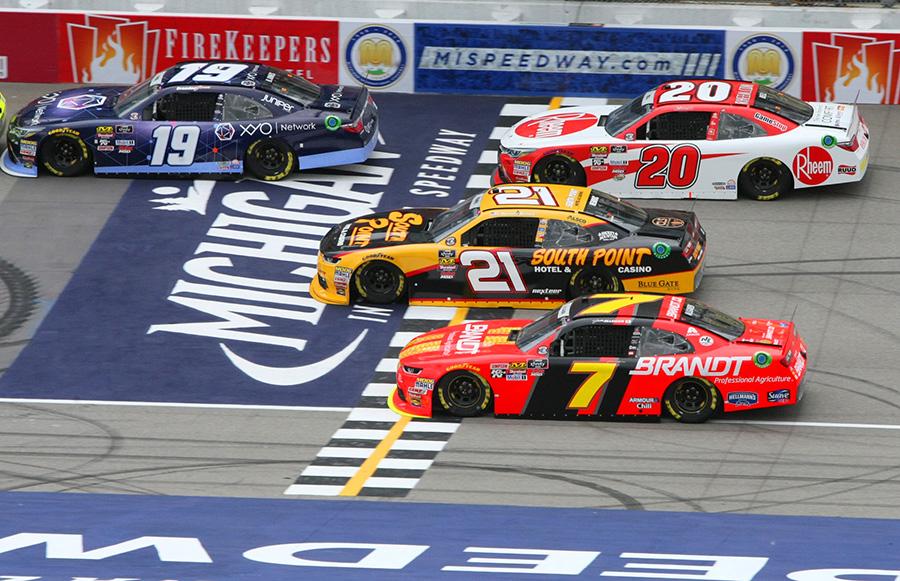 NASCAR Releases 2019 Xfinity & Truck Schedules | SPEED SPORT