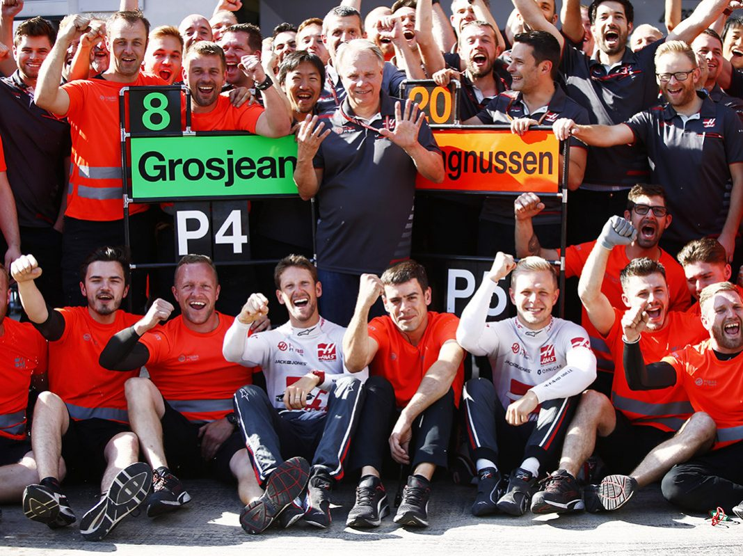 Delivers Sport Day Haas F1 AustriaSpeed Best In Team History nyvmO80Nw