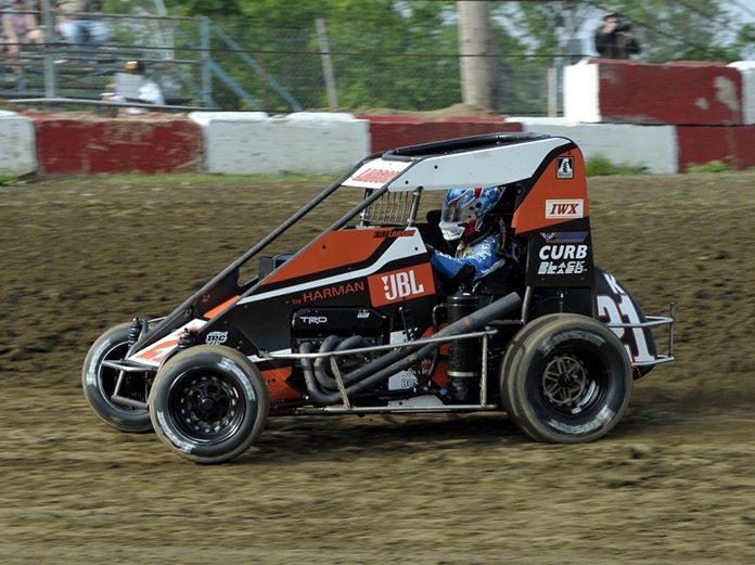 Dirt track midget racing in az