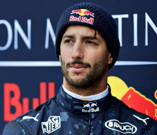 Daniel Ricciardo is leaving Renault to join McLaren next season. (Red Bull Photo)
