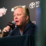 Brian France has pled guilty to the charge of driving while intoxicated stemming from his arrest in August of 2018. (NASCAR Photo)