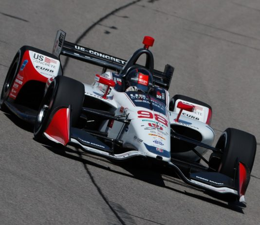Marco Andretti Iowa