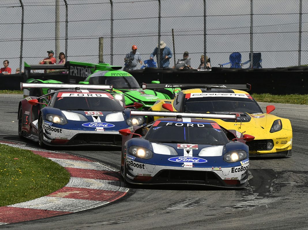 Imsa Makes Refinements To Sporting Regulations Speed Sport