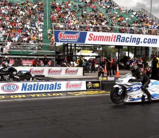 Norwalk Pro Stock Motorcycle Final