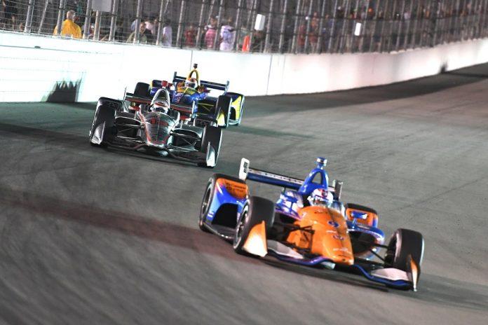Gateway IndyCar