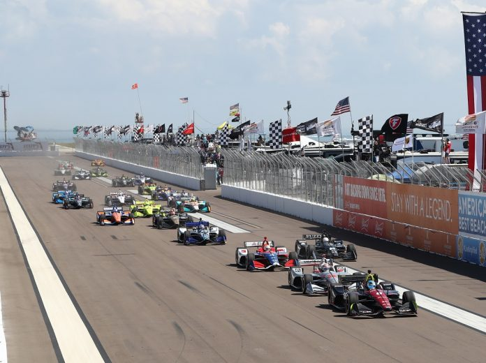 IndyCar Reveals NBC Television Schedule | SPEED SPORT
