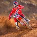 Cole Seely has decided to retire from Supercross and Motocross competition. (Honda Photo)