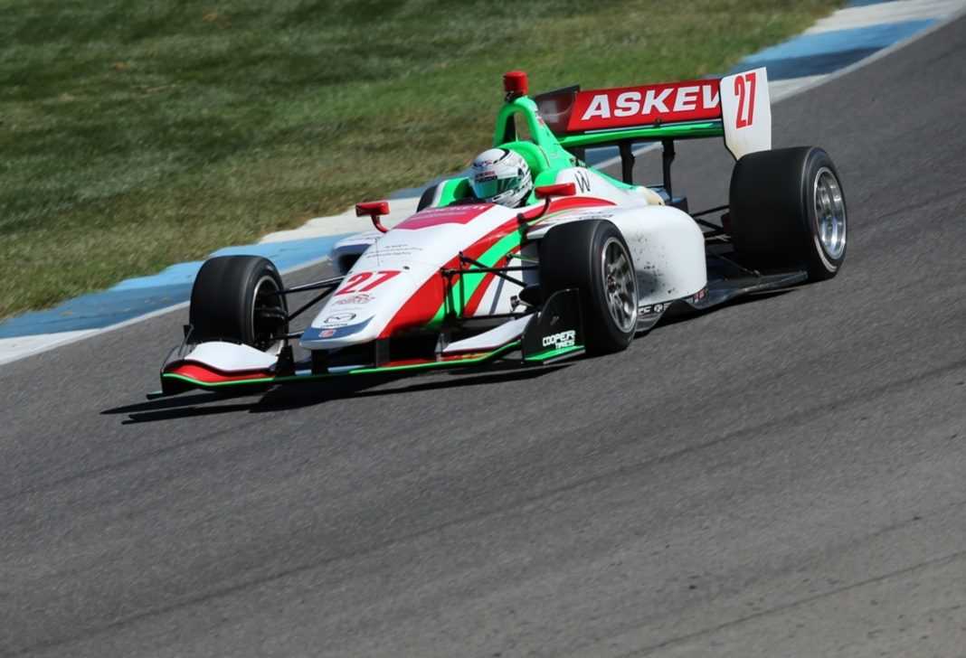 Askew Road to Indy