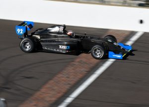 Franzoni Road to Indy