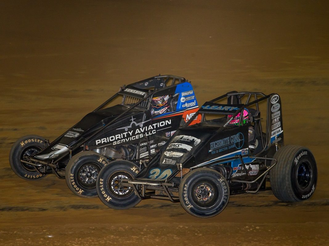 young stars climbing up usac sprint car win list | speed sport