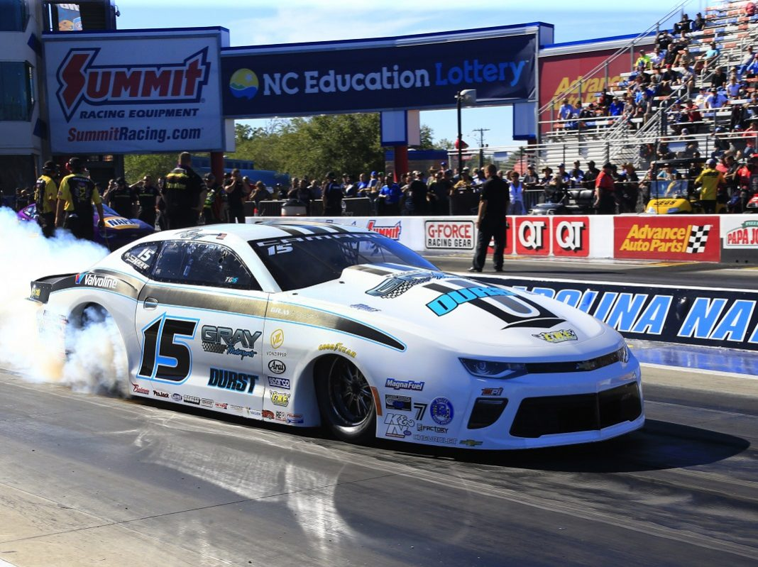 gray motorsports not planning pro stock entry in 19 speed sport
