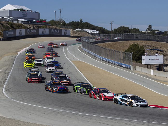 Intercontinental GT Challenge will host its North American round at Indianapolis Motor Speedway in 2020.